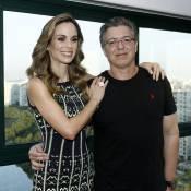 Boninho surge mais magro após redução do estômago em evento com famosos. Fotos!