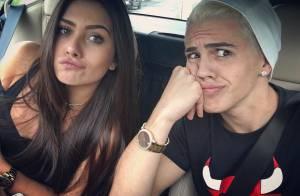 Biel termina namoro com youtuber Flavia Pavanelli 19 dias após assumir o romance