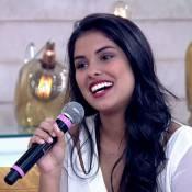Munik, campeã do 'BBB16', inicia curso para ser atriz: 'Semana que vem'