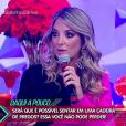 Ticiane Pinheiro  confessou ter ciúmes da relação entre Roberto Justus, a filha, Rafaella, e a madrasta, Ana Paula Seibert