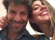 Carol Castro posa com o namorado, Felipe Prazeres, pela 1ª vez na web: 'Amor'