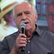 Ary Fontoura ataca Dilma Rousseff no 'Domingão': 'Golpe quem deu foi a senhora'