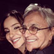 Claudia Leitte tieta Caetano Veloso e Gilberto Gil em show nos EUA:'Noite linda'