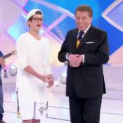 Silvio Santos é criticado ao chamar João Guilherme de 'bichinha': 'Homofóbico'