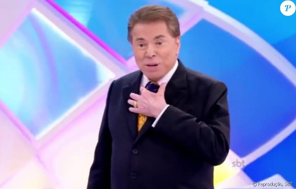 c54e7b011df2e Silvio Santos foi criticado ao chamar João Guilherme Ávila de  bichinha      Homofóbico
