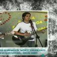 Luan Santana foi entrevistado por Xuxa no 'Programa Xuxa Meneghel' desta segunda-feira, 11 de abril de 2016