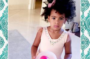 Beyoncé mostra festa de aniversário de 4 anos da filha, Blue Ivy. Veja fotos!