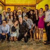 'A Fazenda' deixa grade da Record em 2016. 'Março de 2017', diz Roberto Justus