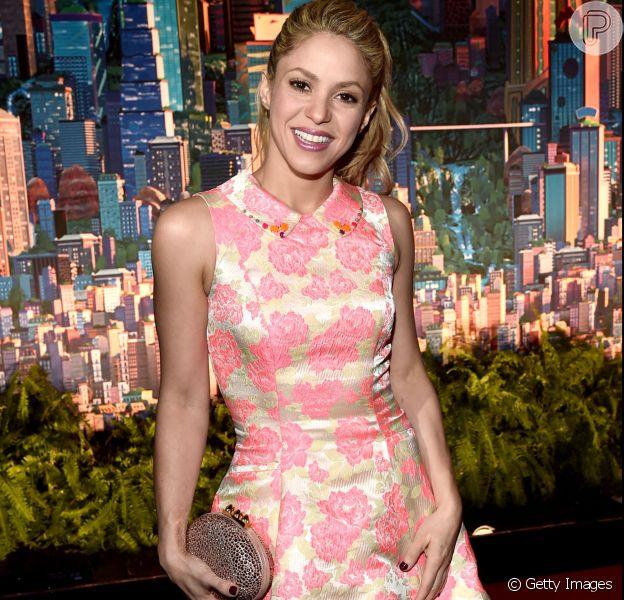 Shakira estaria esperando seu terceiro filho e torcendo por uma menina