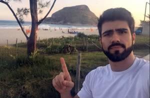 Juliano Laham não descarta romance com ex-BBB Munik: 'Vou deixar rolar'