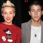 Miley Cyrus foi 1ª a beijar Nick Jonas: 'Meu hálito estava terrível', lembra ele