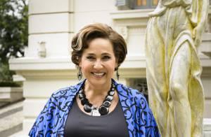 Claudia Jimenez volta às novelas em 'Haja Coração' e celebra papel: 'Vai bombar'