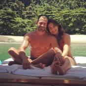 Malvino Salvador e Kyra Gracie serão pais de outra menina: 'Negociando nome'