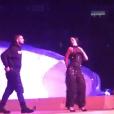 Rihanna e Drake  sensualizaram bastante durante a canção ' Work'