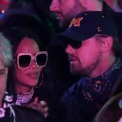 Rihanna e Leonardo DiCaprio são fotografados juntos no Festival Coachella