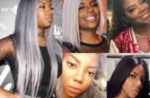 Mês da Ludmilla: veja as mudanças nos cabelos dos famosos em abril. Fotos!