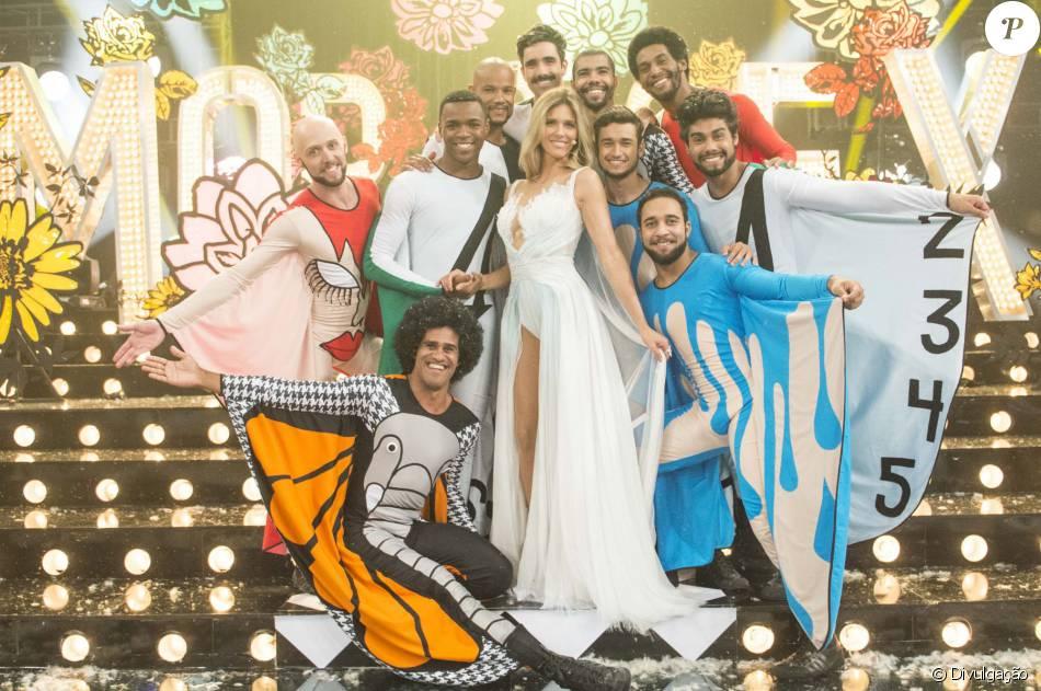 Fernanda Lima volta no programa 'Amor & Sexo' em 2017 após anunciar fim da atração:'Feliz', disse ela nesta quarta-feira, 20 de abril de 2016
