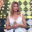Fernanda Lima se emocionou no último 'Amor & Sexo', exibido em 2 de abril de 2016