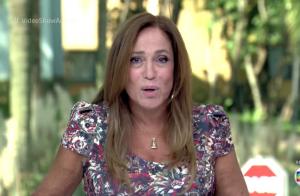 Susana Vieira apresenta 'Vídeo Show' com Otaviano Costa e web elogia: 'Rainha'