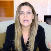 Mulher de Tiago Leifert tem transtorno alimentar :'Odeio meu corpo'