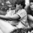 Alexandre Frota e Claudia Raia se conheceram nos bastidores da novela 'Roque Santeiro', exibida pela TV Globo em 1985