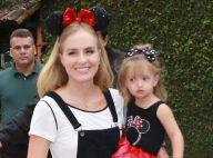 Angélica acredita que a filha, Eva, de 3 anos, vai ser artista: 'Adora foto'