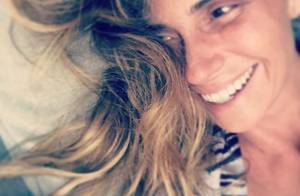 Giovanna Antonelli posa sem make e ganha elogios na web: 'Musa natural'