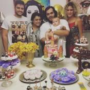 Preta Gil comemora 5 meses da neta, Sol de Maria: 'Cada dia brilha mais forte'