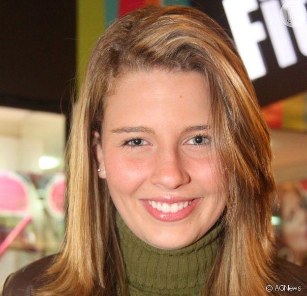 Debby Lagranha diz que gostaria de voltar à TV. A atriz conversou com a colunista Patricia Kogut, do jornal 'O Globo', de 11 de outubro de 2013