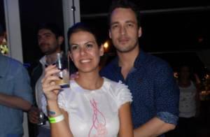 4bfbe992f500f Conheça a nova namorada de Rodrigo Andrade, Joyce de Paulo   Devem casar  logo