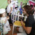 Lucas Loureiro também fez questão de registrar a pequena