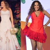 Daniela Mercury para de fumar a pedido de Malu Verçosa e luta para perder peso