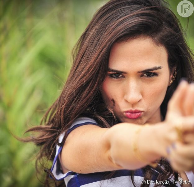 Devido ao sucesso em 'Amor à Vida', Tatá Werneck será contratada pela TV Globo, segundo notícia divulgada em 24 de outubro de 2013