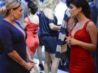 'Amor à Vida': Pilar vai escondida ao casamento de César com Aline e é humilhada
