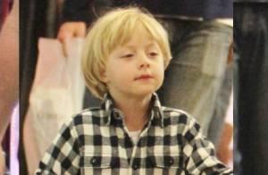 Benício Huck, filho de Angélica e Luciano Huck, comemora 6 anos neste domingo