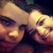 Após decisão judicial, ex-mulher critica Naldo: 'Queria uma casa para meu filho'