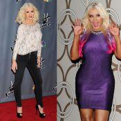 Christina Aguilera emagrece mais de 30 kg em um ano. Veja evolução da silhueta!