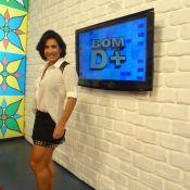 Scheila Carvalho é demitida de emissora afiliada da Record na Bahia