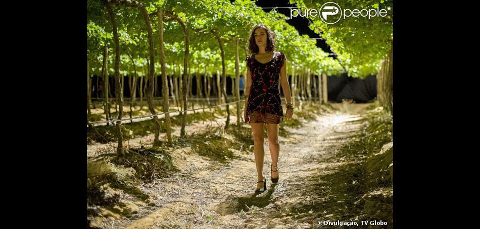 Isis Valverde vai estrear a minissérie 'Amores Roubados', em janeiro, como Antônia, que vive uma paixão avassaladora com o personagem de Cauã Reymond