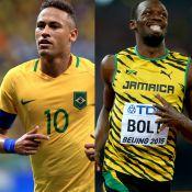 Olimpíada Rio 2016: Neymar, com gol aos 14s, é comparado a Bolt na web.'Recorde'