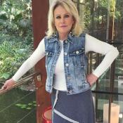 Ana Maria Braga assume vício em cigarro, mesmo após enfrentar câncer no pulmão