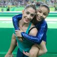 Daniele Hypolito tentará conquistar uma vaga na Olimpíada Tóquio 2020, que também deverá contar com a presença da ginasta Flávia Saraiva