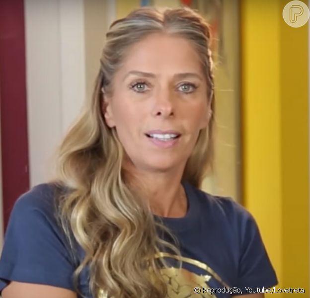 Adriana Galisteu conta que já foi traída: 'Corna bem tomada não esquece nunca'