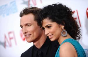 Matthew McConaughey é pai pela terceira vez: Camila Alves dá à luz nos EUA
