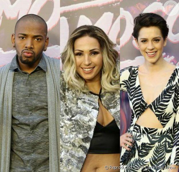 Nego do Borel, Valesca Popozuda, Sophia Abrahão e mais: veja elenco 'Dança dos Famosos', divulgado nesta quinta-feira, dia 18 de agosto de 2016
