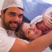 Filho recém-nascido de Bárbara Borges está internado na UTI: 'Desespero'