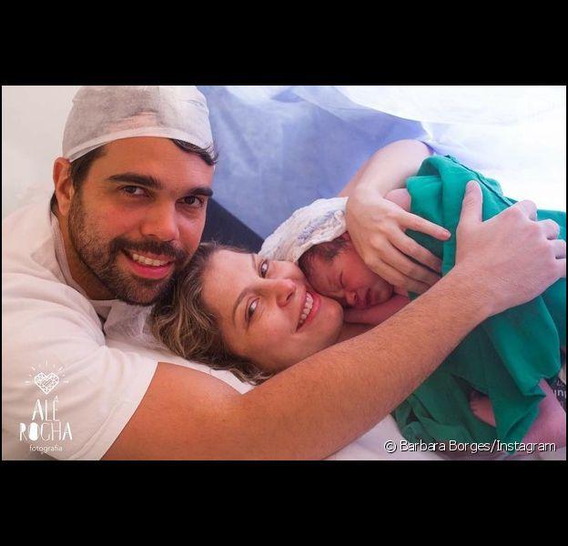 Bárbara Borges escreveu um post no Instagram nesta sexta-feira, dia 19 de agosto de 2016, sobre o estado de saúde de seu filho mais novo, Theo