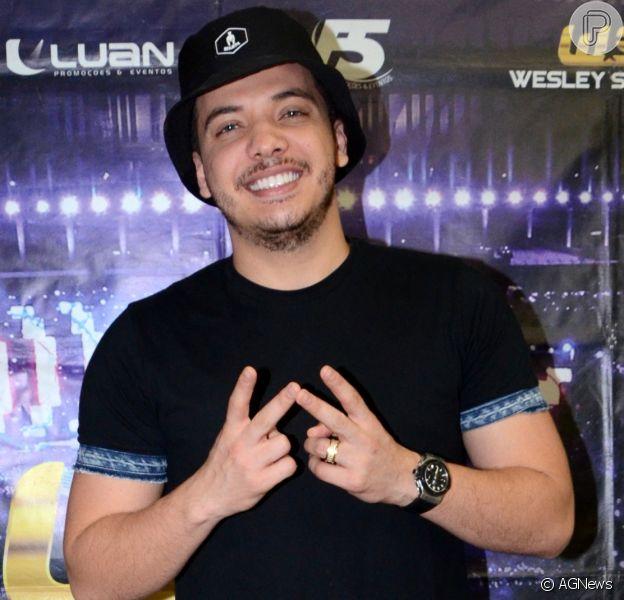 Wesley Safadão vai gravar DVD em Miami, Estados Unidos, em abril de 2017,  em projeto que envolve a venda de um pacote turístico para os fãs do cantor