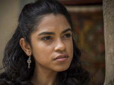 'Velho Chico': Luzia muda de comportamento após divórcio de Santo. 'Delirando'