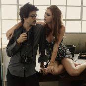 Marina Ruy Barbosa surge sensual em fotos com Jesuita Barbosa, ator de 'Justiça'